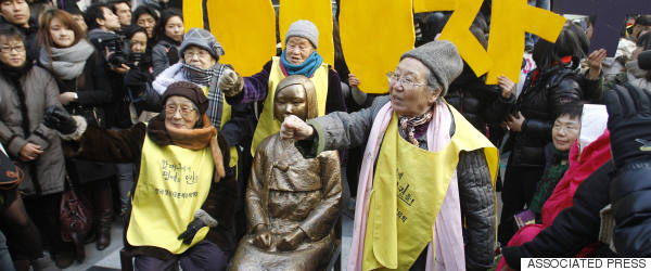 comfort women korea