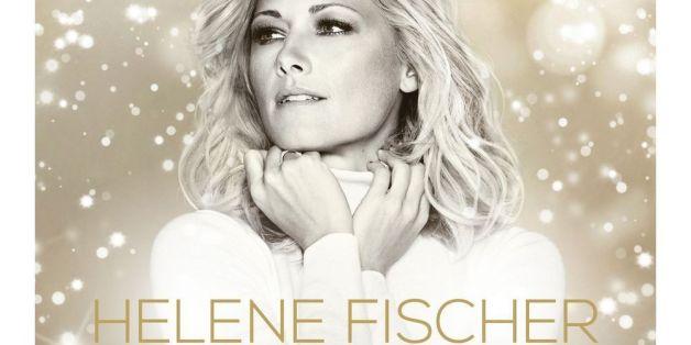 So sieht Helene Fischers neues Cover aus.