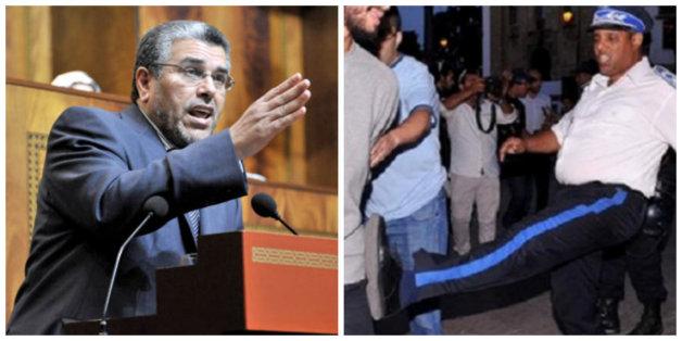 Sit-in réprimé à Rabat: La piqûre de rappel de Ramid contre les violences policières