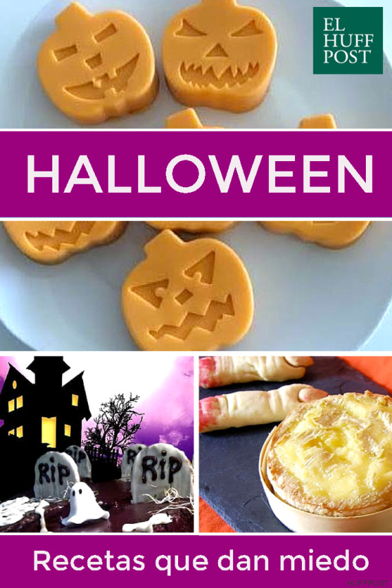 Comida de Halloween: 24 recetas para darle un ambiente más terrorífico a tu fiesta (FOTOS)