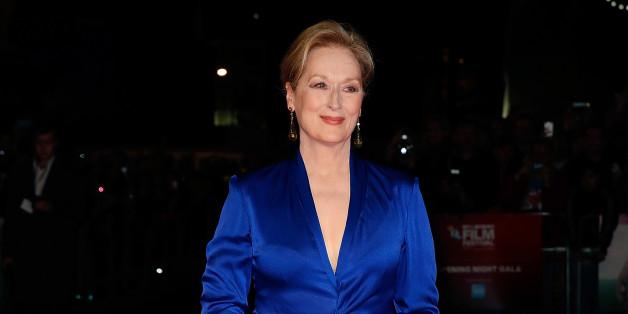 Übernimmt die Jury-Präsidentschaft der Berlinale 2016: Meryl Streep