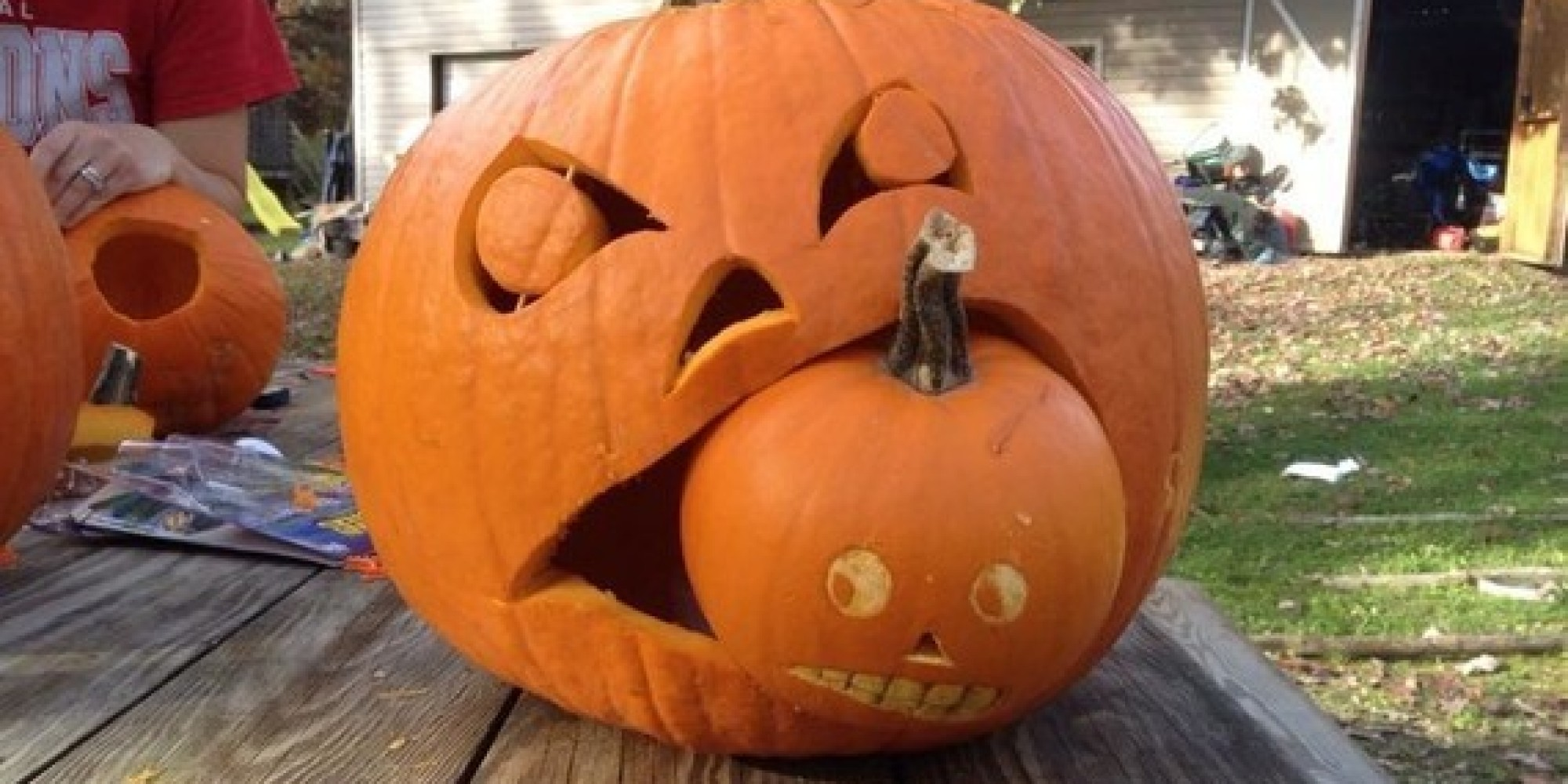 34 Epic Jack-O\'-Lantern Ideas To Try Out This Halloween | HuffPost