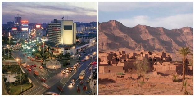 Milieu urbain vs. milieu rural: Ce qu'il faut retenir du dernier recensement