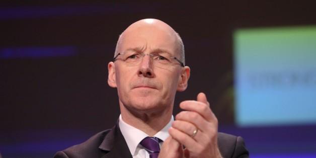 John Swinney, Scotlands deputy first minister