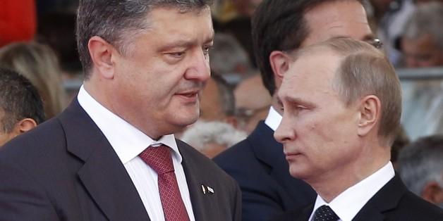 Wird die Ukraine-Krise für viel Geld beendet?