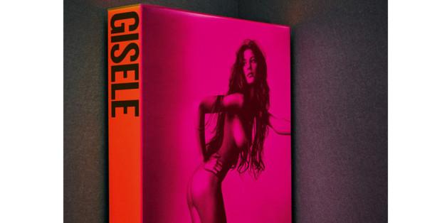 """""""Gisele Bündchen"""": Die großformatige Collector's Edition mit über 300 Bildern des Models erscheint bei Taschen"""