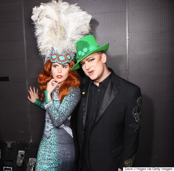boy george paloma faith