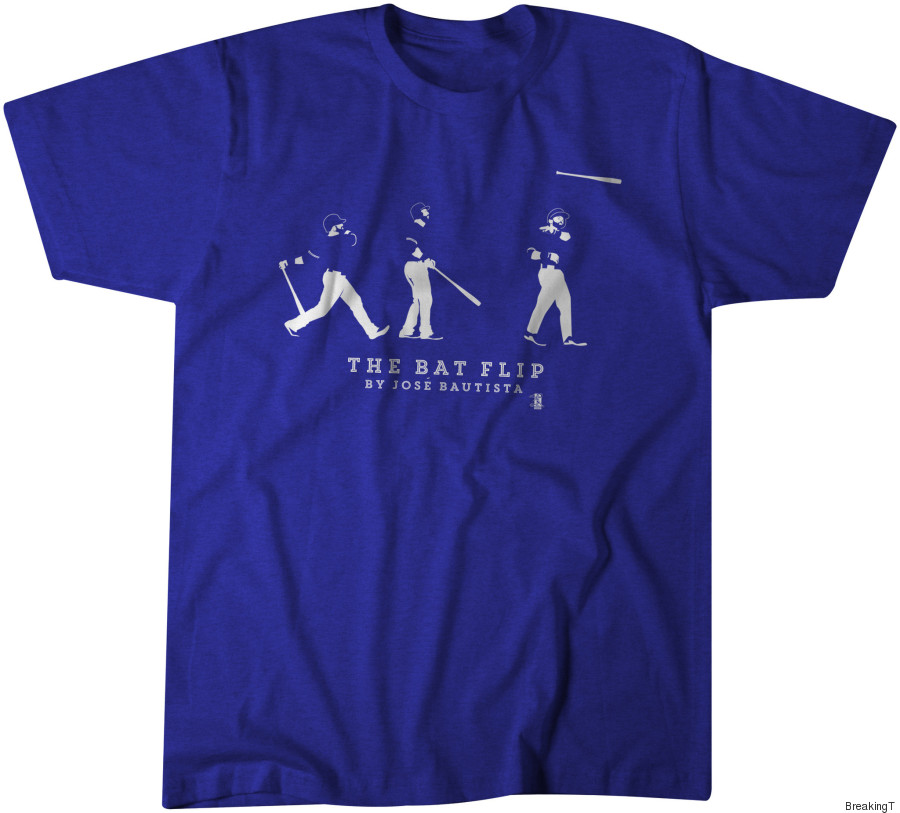 This Jose Bautista Bat Flip Sweater Is The Ultimate In Ugly ...