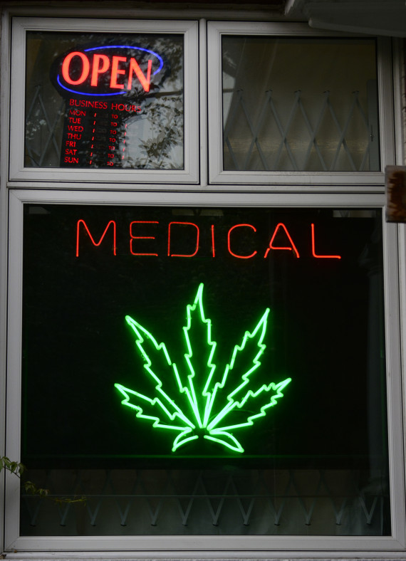 weed medicine