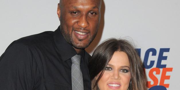 Lamar Odom und Khloé Kardashian: Damals war noch alles perfekt.