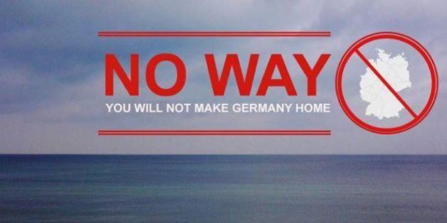Ein Münchner Wirt und seine Frau ließen Rechtsextreme aus seinem Lokal verweisen