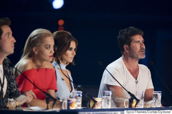 'X Factor': Mason Noise And Simon Cowell 'Clear The Air', Ahead Of Nick Grimshaw's Judges' Houses