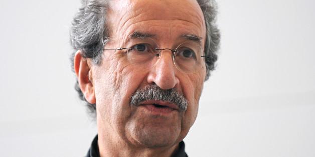 """Rafik Schami: """"Sagt den Flüchtlinge, dass dies ein christliches Land ist"""""""