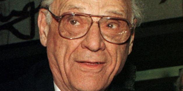 Arthur Miller starb im Februar 2005