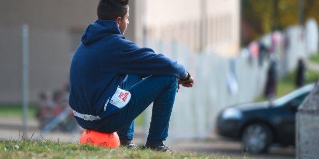 """""""Man muss Menschen in Not helfen"""": Der Flüchtling Mohammed stellte sich zwischen ein deutsches Mädchen und ihre Angreifer"""