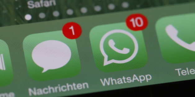 WhatsApp auf dem iPhone 6s hat neue Features bekommen