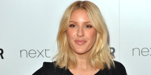 Heute schreitet Ellie Goulding mit viel Selbstbewusstsein über den roten Teppich