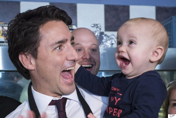 trudeau baby 5
