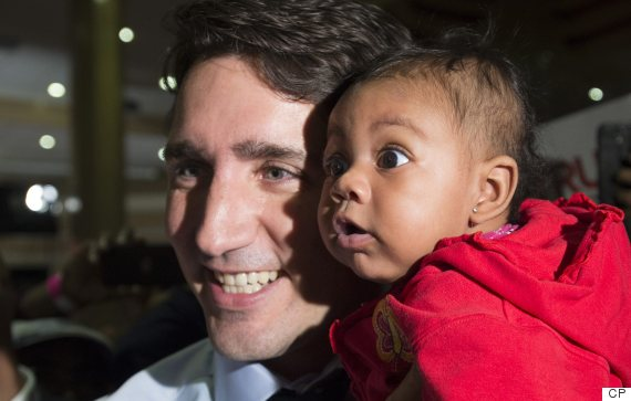trudeau baby 6