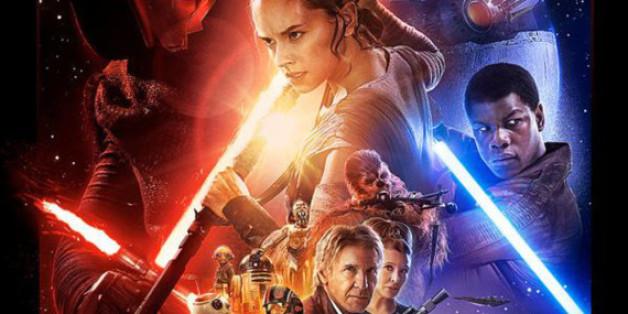 """Das Poster von """"Star Wars: Das Erwachen der Macht"""""""
