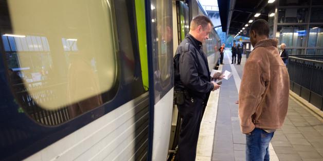 Eine kostenlose Bahnfahrt erleichtert den Alltag der Flüchtlige