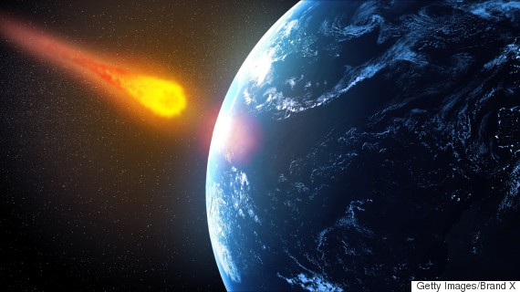 Giant Asteroid To Pass Earth In Time For Halloween