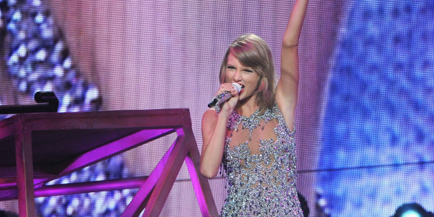 Sängerin Taylor Swift ist Großverdienerin