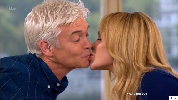 amanda holden phillip schofield this morning