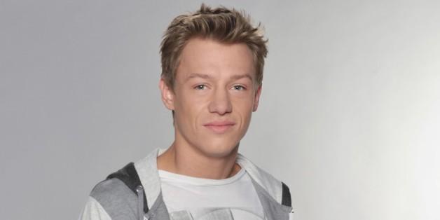 """Vincent Krüger spielt in """"GZSZ"""" Vince Köpke"""