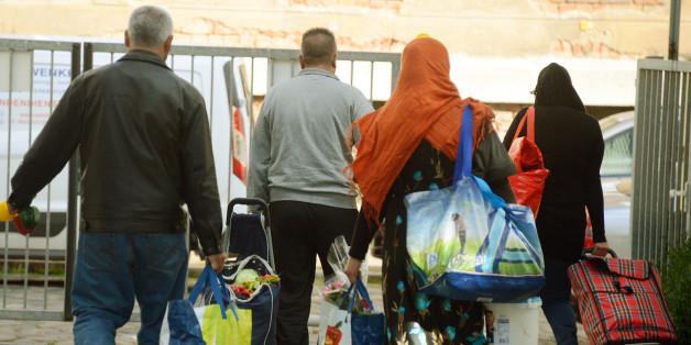 Einige Tafeln geben kein Essen mehr an Flüchtlinge aus