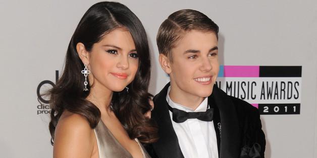 Justin Bieber und Selena Gomez singen ein Duett