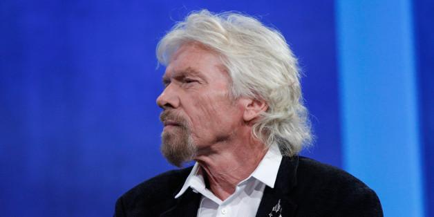 Richard Branson würde den neuen Standpunkt der UN bezüglich Drogen befürworten