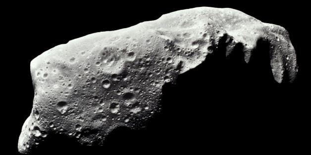Le soir d'Halloween, un astéroïde de 470 mètres va frôler la Terre