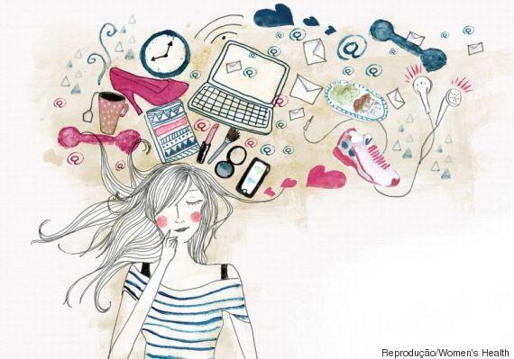 imaginação criatividade mulher