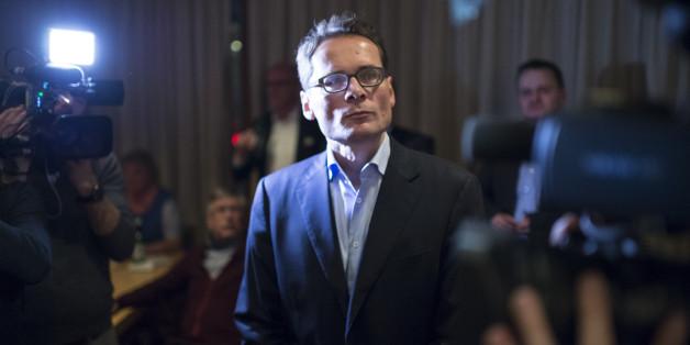 Roger Köppel führte die SVP in der Schweiz zum Wahlsieg