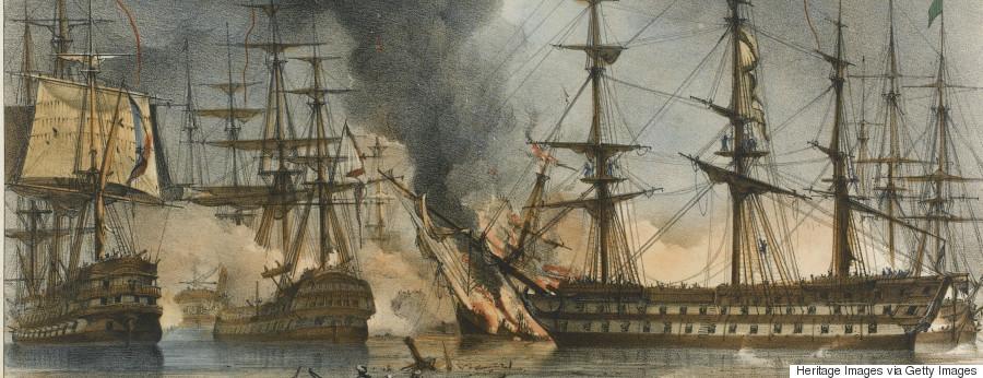 battle of navarino