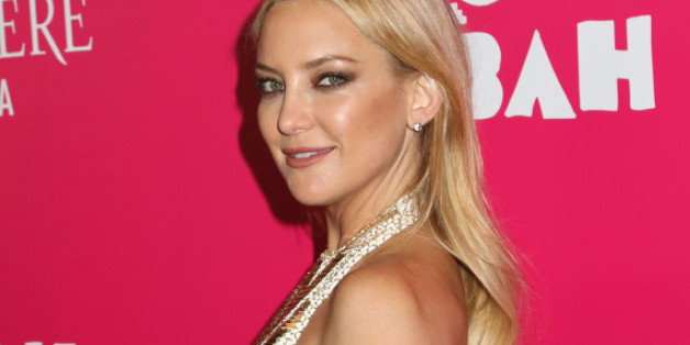"Kate Hudson bei der Premiere von ""Rock The Kasbah"" in New York"