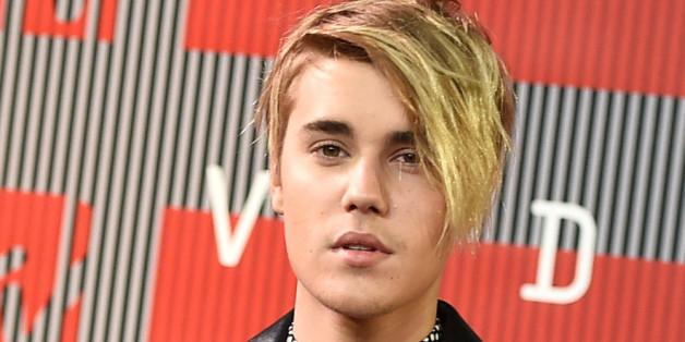 Justin Bieber findet Papas Aussage witzig.