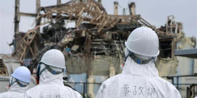 Fukushima: Les radiations reconnues pour la première fois responsables du cancer d'un travailleur