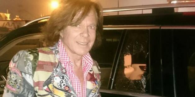 Jürgen Drews hatte keinen guten Tag in Bremen.