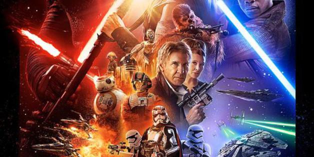 Star Wars steigt vielleicht aufs Siegertreppchen.