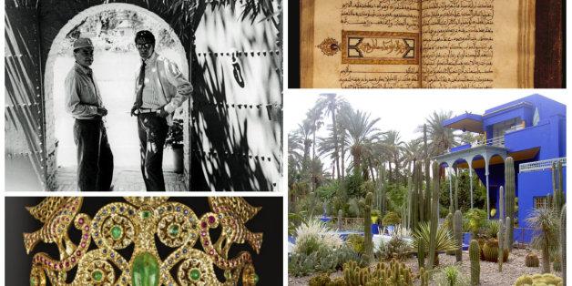 Les objets de la collection privée d'Yves Saint Laurent et Pierre Bergé mis aux enchères le 31 octobre à Marrakech