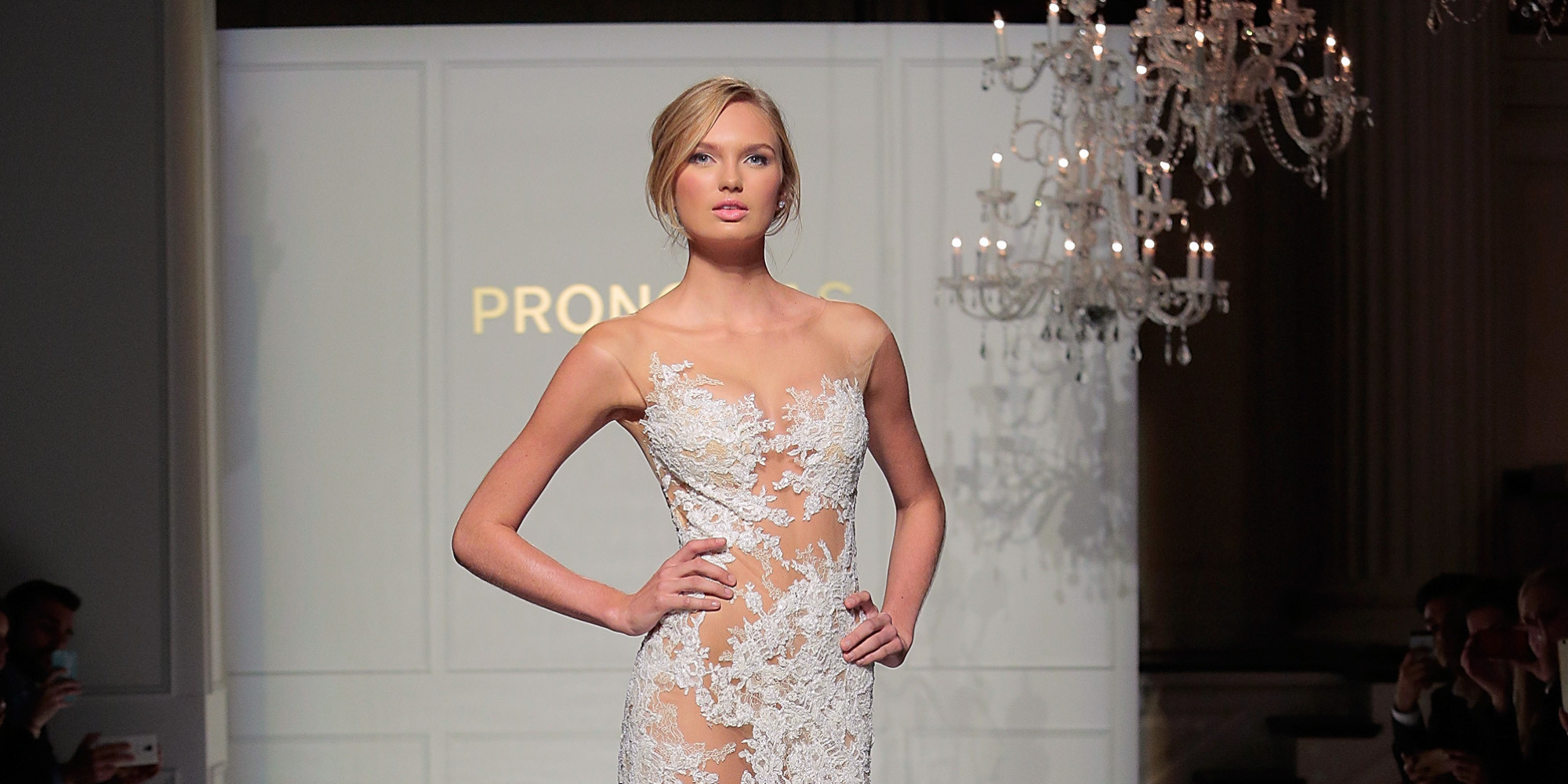 Sexy Wedding Dresses: 'Naked' Is The Hottest Trend At ...