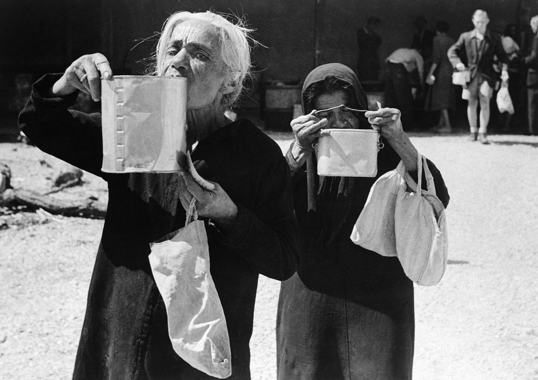 greece nazi occupation