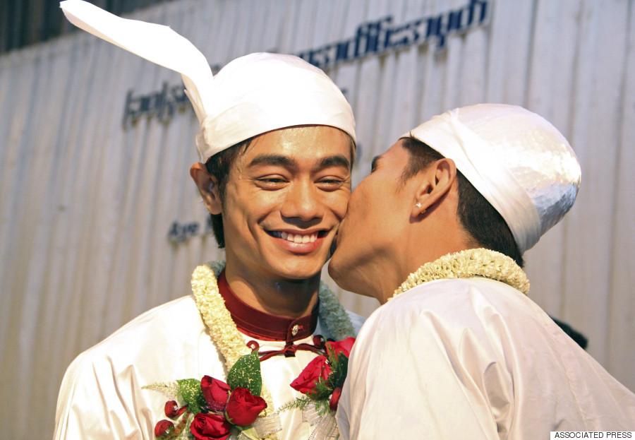 myanmar gay
