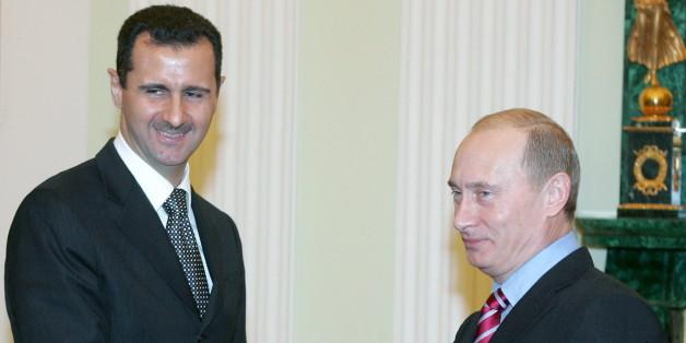 Die beiden Präsidenten berieten ihr Vorgehen in Syrien