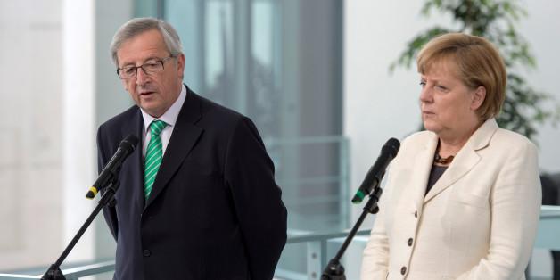 Junker & Merkel wollen eine große Lösung
