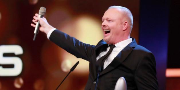 Stefan Raab feiert seinen Geburtstag und seinen Ehrenpreis