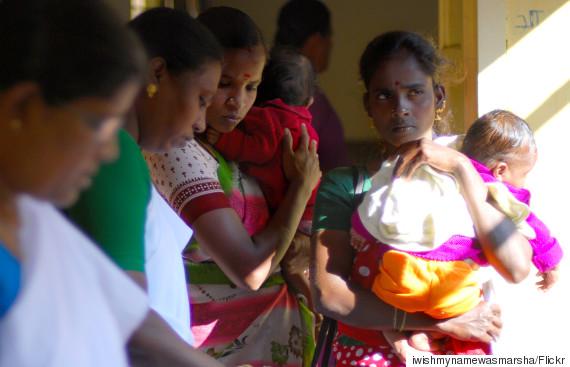 vaccination centre india
