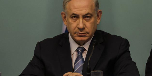 Benjamin Netanjahu hat sich böse im Ton vergriffen